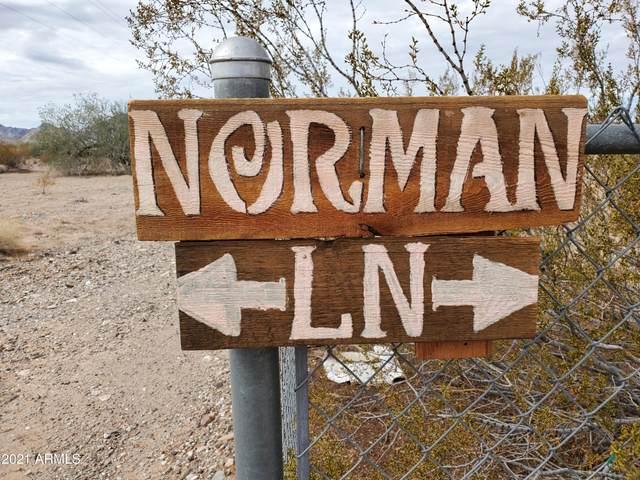 48710 Norman Lane, Quartzsite, AZ 85346 (MLS #6191952) :: Yost Realty Group at RE/MAX Casa Grande