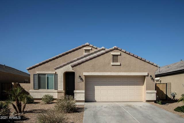 19766 N Lief Road, Maricopa, AZ 85138 (MLS #6191991) :: Yost Realty Group at RE/MAX Casa Grande