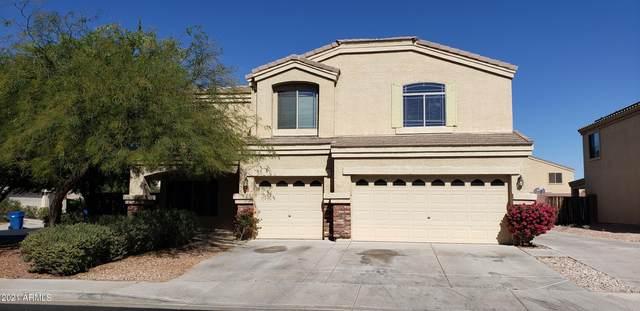 23418 W Hopi Street, Buckeye, AZ 85326 (MLS #6192003) :: Yost Realty Group at RE/MAX Casa Grande
