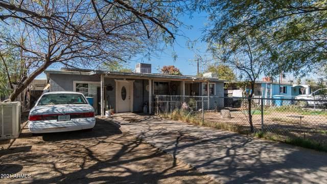 2040 N 40th Drive, Phoenix, AZ 85009 (MLS #6192020) :: Yost Realty Group at RE/MAX Casa Grande