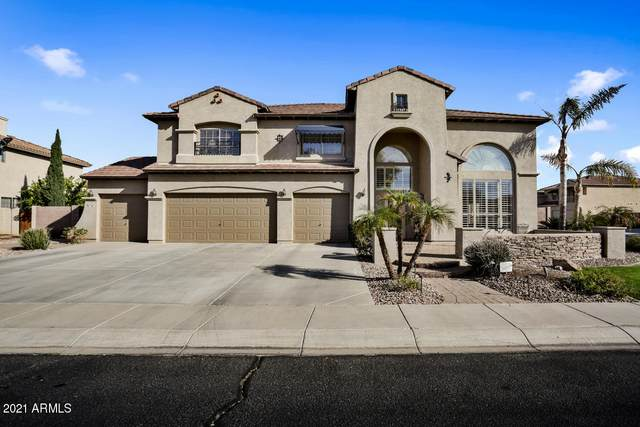 9776 W Sydney Way, Peoria, AZ 85383 (MLS #6192025) :: Maison DeBlanc Real Estate