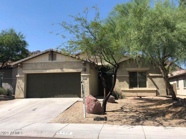 8450 W Quail Track Drive, Peoria, AZ 85383 (MLS #6192051) :: Maison DeBlanc Real Estate
