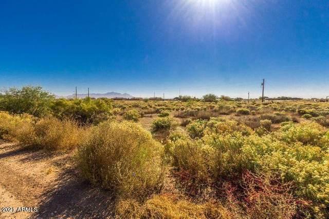 2741 E Cornman Road, Eloy, AZ 85131 (MLS #6192098) :: Yost Realty Group at RE/MAX Casa Grande