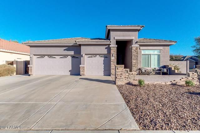 43474 W Roth Road, Maricopa, AZ 85138 (MLS #6192319) :: Devor Real Estate Associates