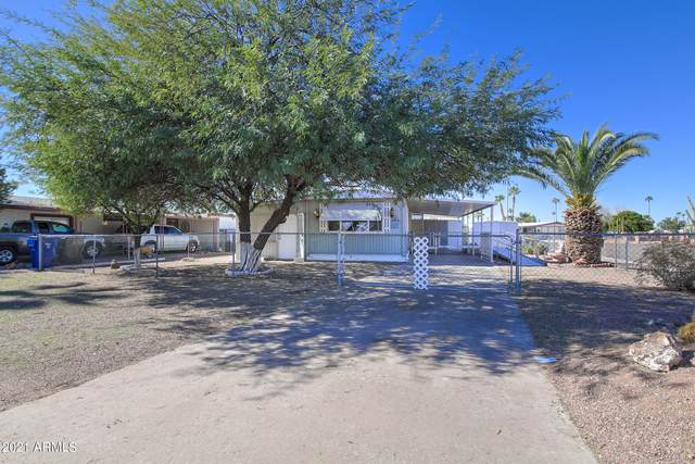 1830 S Sossaman Road, Mesa, AZ 85209 (MLS #6192329) :: Long Realty West Valley