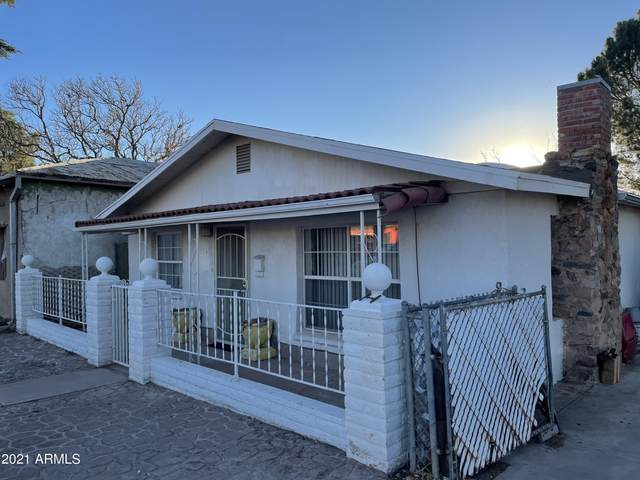 1704 N J Avenue, Douglas, AZ 85607 (MLS #6192337) :: Selling AZ Homes Team