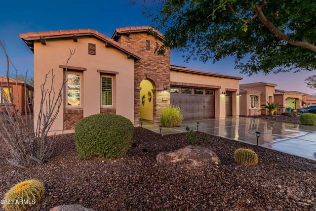 29197 N 128TH Lane, Peoria, AZ 85383 (MLS #6192352) :: Midland Real Estate Alliance