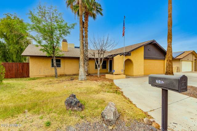15402 N 56TH Avenue, Glendale, AZ 85306 (MLS #6192370) :: Yost Realty Group at RE/MAX Casa Grande