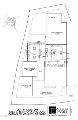 3955 E Sierra Vista Drive, Paradise Valley, AZ 85253 (MLS #6192411) :: Yost Realty Group at RE/MAX Casa Grande
