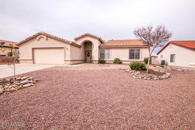 3818 Antequiera Drive, Sierra Vista, AZ 85650 (MLS #6192430) :: Midland Real Estate Alliance