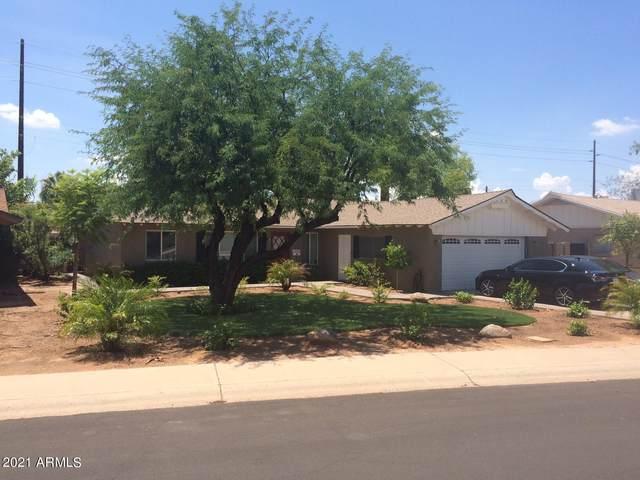 8507 E Plaza Avenue, Scottsdale, AZ 85250 (MLS #6192436) :: Yost Realty Group at RE/MAX Casa Grande