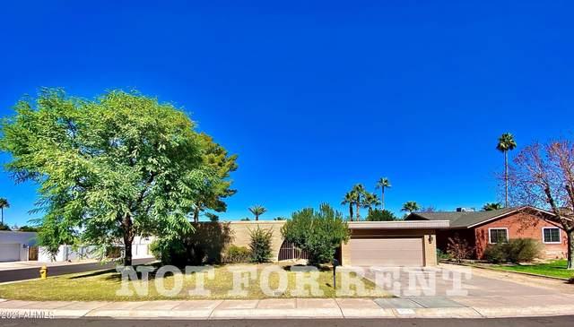 302 E Eugie Avenue, Phoenix, AZ 85022 (MLS #6192438) :: Yost Realty Group at RE/MAX Casa Grande