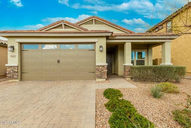 1842 W Bonanza Drive, Phoenix, AZ 85085 (MLS #6192533) :: Maison DeBlanc Real Estate