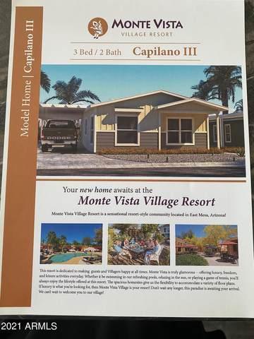 8865 E Baseline Road #735, Mesa, AZ 85209 (MLS #6192543) :: D & R Realty LLC