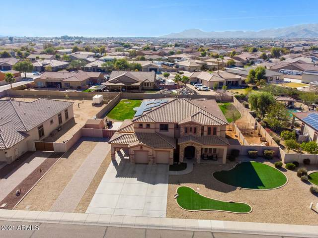 5616 N 184TH Drive, Litchfield Park, AZ 85340 (MLS #6192553) :: The Luna Team