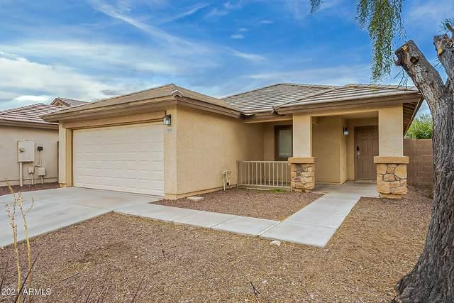 25858 W St Catherine Avenue, Buckeye, AZ 85326 (MLS #6192563) :: The Daniel Montez Real Estate Group