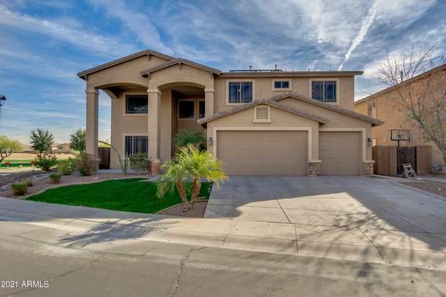 6805 S 58TH Avenue, Laveen, AZ 85339 (MLS #6192576) :: Yost Realty Group at RE/MAX Casa Grande