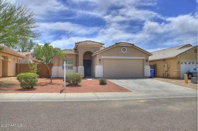3308 S 95TH Drive, Tolleson, AZ 85353 (MLS #6192619) :: Executive Realty Advisors