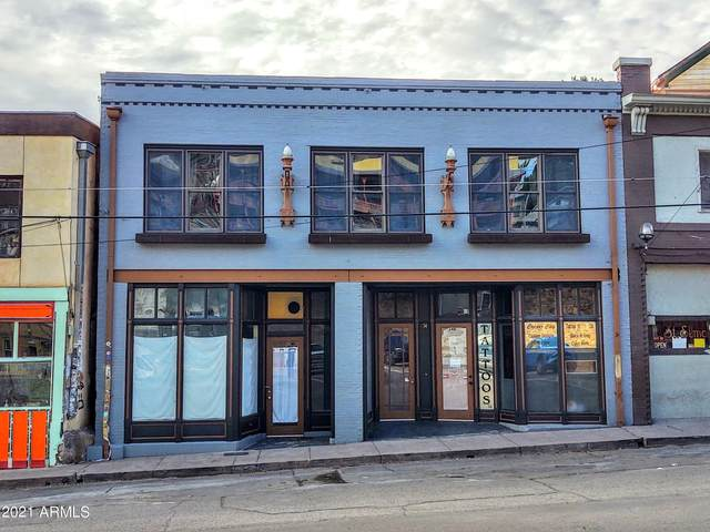 34 Brewery Avenue, Bisbee, AZ 85603 (MLS #6192647) :: Yost Realty Group at RE/MAX Casa Grande