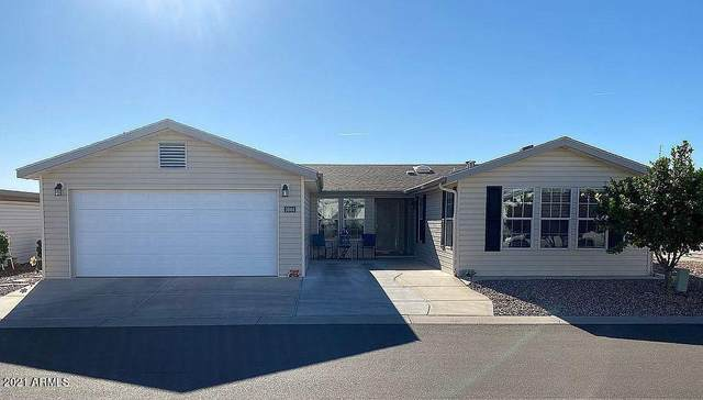 3301 S Goldfield Road #1044, Apache Junction, AZ 85119 (MLS #6192682) :: Long Realty West Valley
