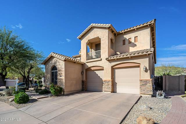 2934 W Donatello Drive, Phoenix, AZ 85086 (MLS #6192698) :: Yost Realty Group at RE/MAX Casa Grande