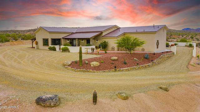 1555 Caballos Trail, Wickenburg, AZ 85390 (MLS #6192751) :: Howe Realty