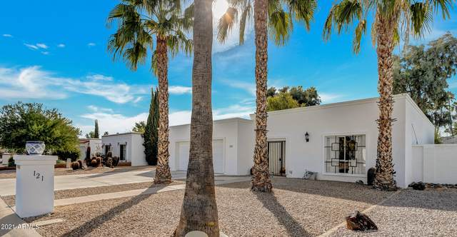 121 E Tam Oshanter Drive, Phoenix, AZ 85022 (MLS #6192806) :: Yost Realty Group at RE/MAX Casa Grande