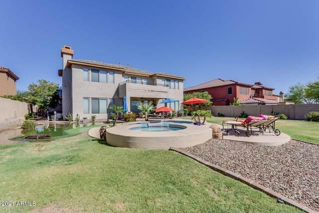 22220 N 36TH Street, Phoenix, AZ 85050 (MLS #6192809) :: Devor Real Estate Associates
