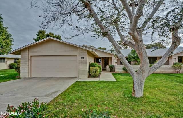 12718 W Copperstone Drive, Sun City West, AZ 85375 (MLS #6192855) :: Devor Real Estate Associates