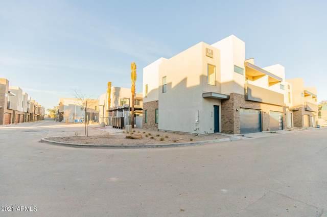 901 S Smith Road # 1010, Tempe, AZ 85281 (MLS #6192873) :: Yost Realty Group at RE/MAX Casa Grande