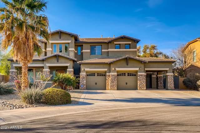15524 W Meadowbrook Avenue, Goodyear, AZ 85395 (MLS #6192937) :: Yost Realty Group at RE/MAX Casa Grande
