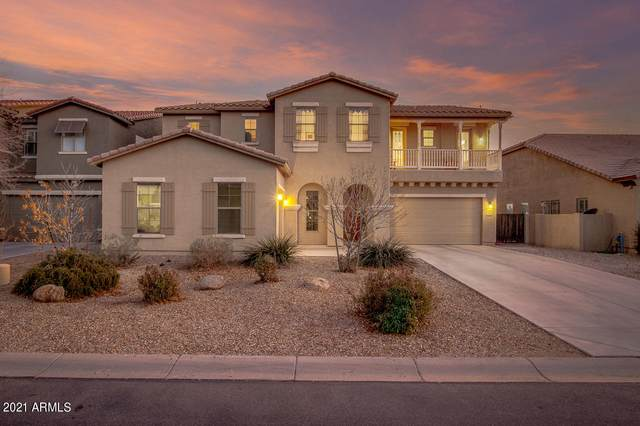 44011 W Palo Abeto Drive, Maricopa, AZ 85138 (MLS #6192956) :: Openshaw Real Estate Group in partnership with The Jesse Herfel Real Estate Group