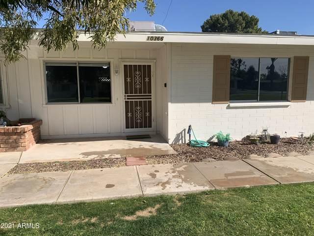 10366 W Deanne Drive, Sun City, AZ 85351 (MLS #6192967) :: Long Realty West Valley