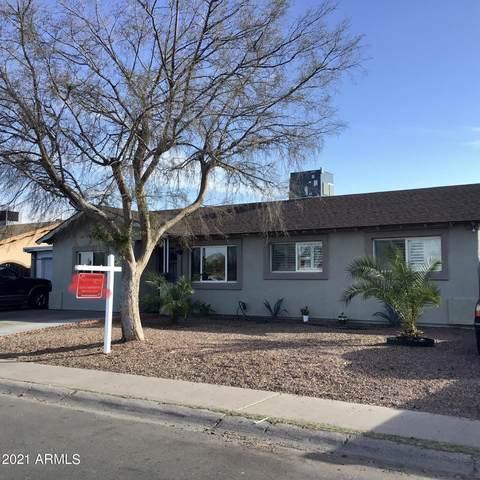 3237 W Thunderbird Road, Phoenix, AZ 85053 (MLS #6192973) :: Yost Realty Group at RE/MAX Casa Grande