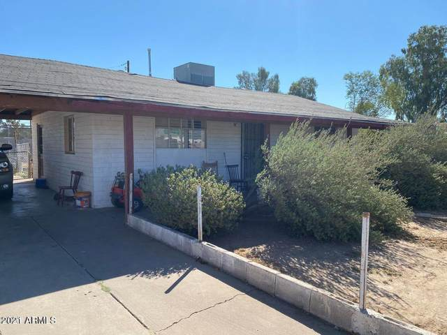 4111 N 31ST Avenue, Phoenix, AZ 85017 (MLS #6192975) :: Yost Realty Group at RE/MAX Casa Grande