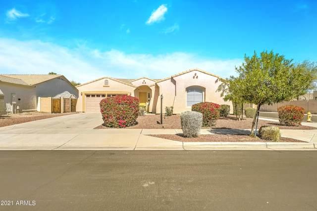 2018 W Carson Road, Phoenix, AZ 85041 (MLS #6193003) :: Yost Realty Group at RE/MAX Casa Grande