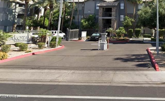 2025 E Campbell Avenue #346, Phoenix, AZ 85016 (MLS #6193071) :: Yost Realty Group at RE/MAX Casa Grande