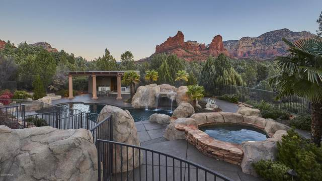 250 Enchanted Way, Sedona, AZ 86336 (MLS #6193089) :: Yost Realty Group at RE/MAX Casa Grande