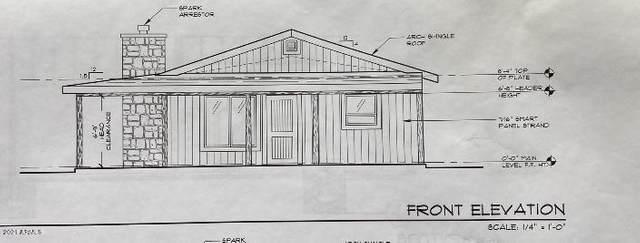 2877 W Curtis Ranch Road, Paulden, AZ 86334 (MLS #6193110) :: Yost Realty Group at RE/MAX Casa Grande