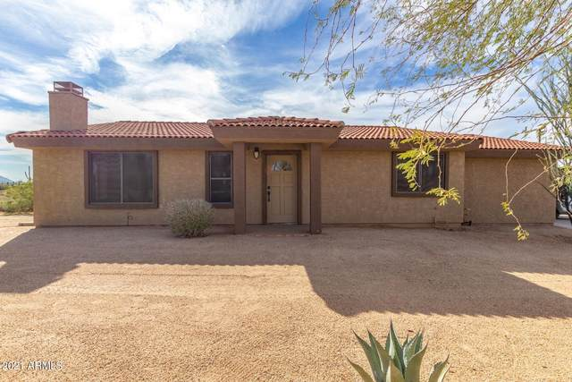 7101 E Mark Lane, Scottsdale, AZ 85266 (MLS #6193116) :: Yost Realty Group at RE/MAX Casa Grande