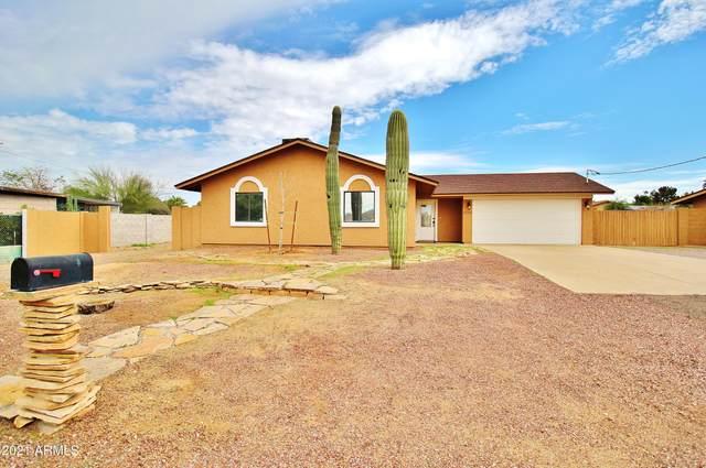 19215 N 29TH Place, Phoenix, AZ 85050 (MLS #6193139) :: Yost Realty Group at RE/MAX Casa Grande