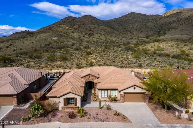 2448 W Shinnecock Court, Anthem, AZ 85086 (MLS #6193182) :: Maison DeBlanc Real Estate