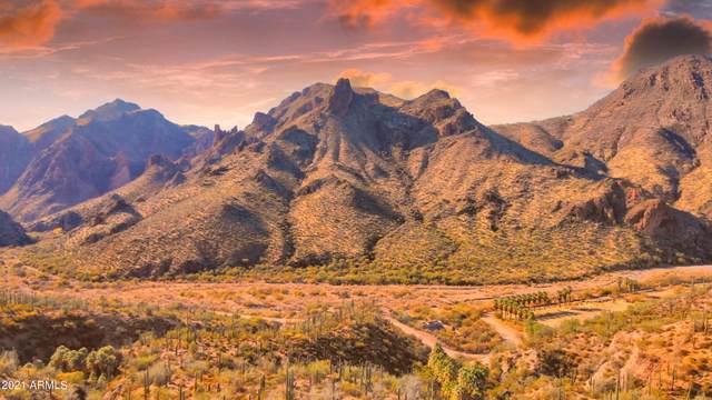 5102 N Castle Hot Springs Road, Morristown, AZ 85342 (MLS #6193195) :: Dave Fernandez Team | HomeSmart