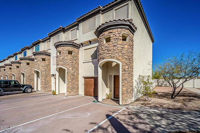 11652 N Saguaro Boulevard #8, Fountain Hills, AZ 85268 (MLS #6193208) :: The Luna Team