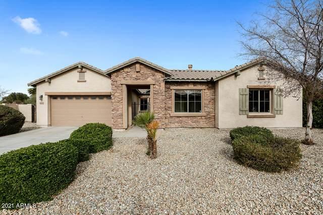 16818 W Apache Street, Goodyear, AZ 85338 (MLS #6193214) :: Devor Real Estate Associates