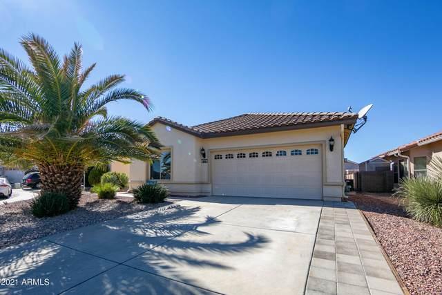 832 Jemez Court, Sierra Vista, AZ 85635 (MLS #6193263) :: Long Realty West Valley