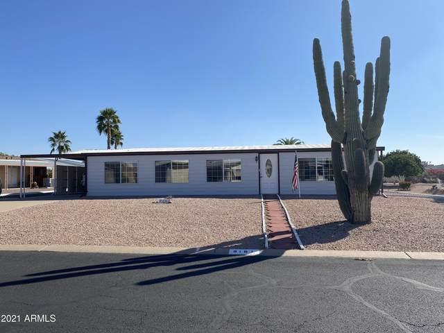 8161 E Calypso Avenue, Mesa, AZ 85208 (MLS #6193273) :: Nate Martinez Team