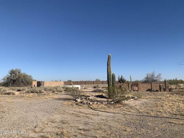 9787 N Sidewinder Circle, Florence, AZ 85132 (MLS #6193295) :: West Desert Group | HomeSmart