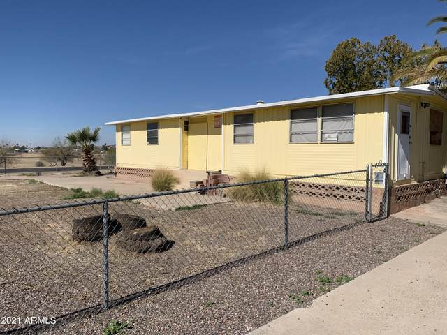 17601 N 22ND Street, Phoenix, AZ 85022 (MLS #6193325) :: Long Realty West Valley