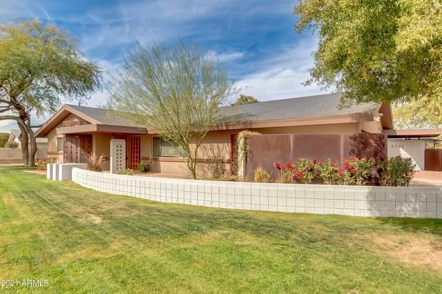 2302 N Granite Reef Road, Scottsdale, AZ 85257 (MLS #6193327) :: NextView Home Professionals, Brokered by eXp Realty